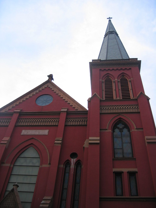 St. John's Lutheran Church Greenpoint